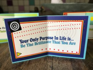 Mini Encouraging Cards for Kids