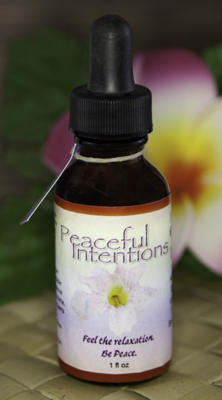 Peaceful Intentions Essence